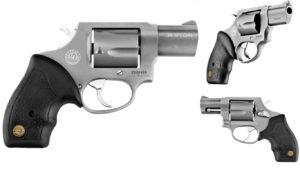Review de Armas: Revolver Taurus 85 ultralite calibre 38