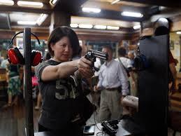 porte de arma em outros países