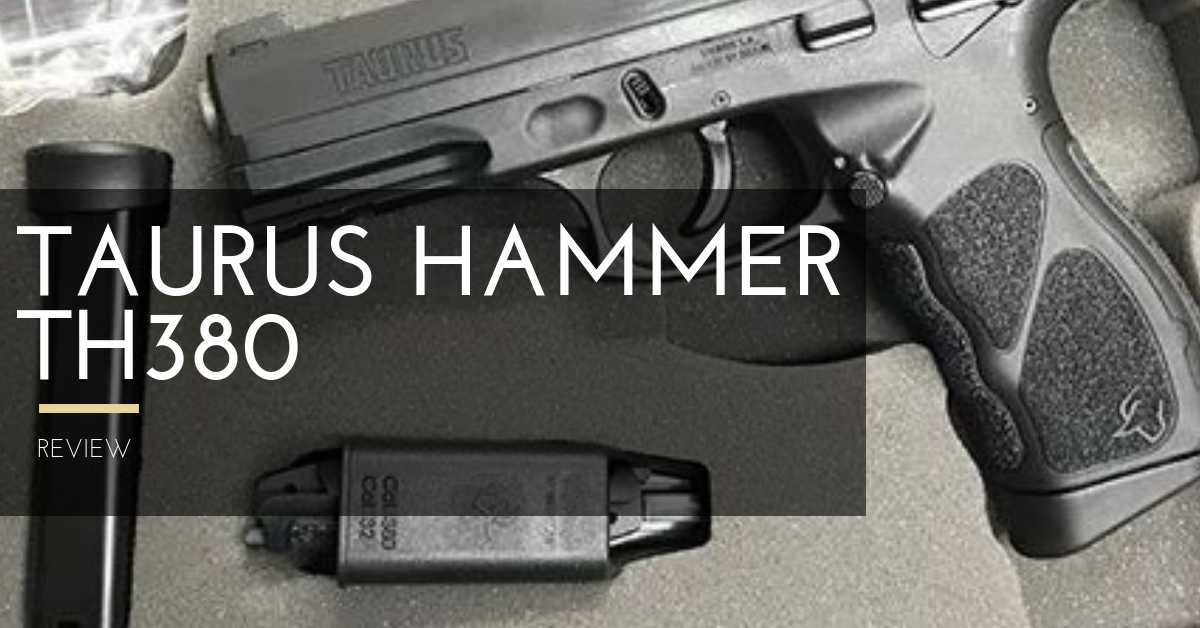 Review – Pistola Taurus Hammer TH380 – .380 ACP – 18 TIROS