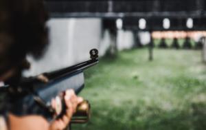 onde praticar tiro